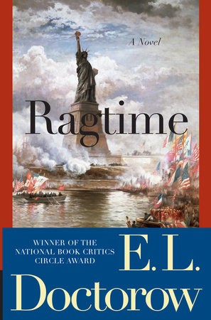 Cover art for Ragtime