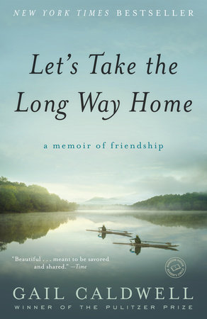 Cover of Let's Take the Long Way Home