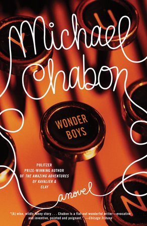 Wonder Boys by Michael Chabon