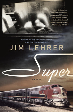 Super by Jim Lehrer