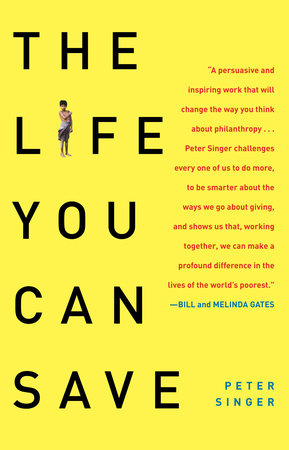 The Life You Can Save by Peter Singer