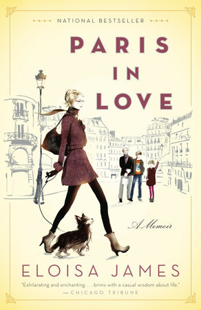 Paris in Love by
