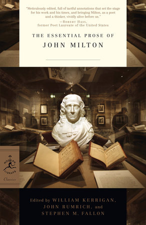 The Essential Prose of John Milton by