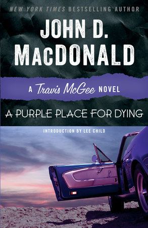 A Purple Place for Dying by
