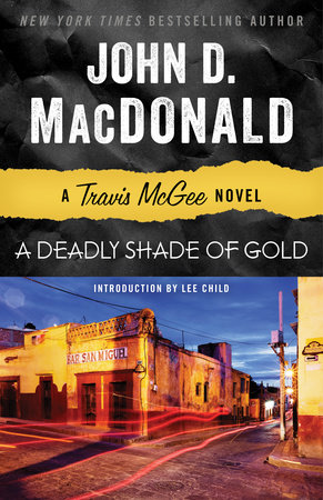 A Deadly Shade of Gold by