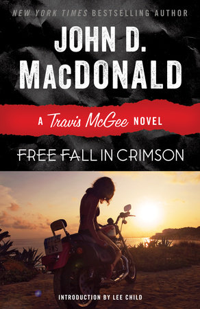 Free Fall in Crimson by
