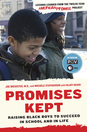 Promises Kept by Michele Stephenson, Dr. Joe Brewster and Hilary Beard