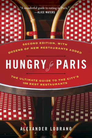 Hungry for Paris by