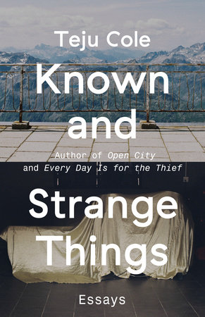 Cover art for Known and Strange Things