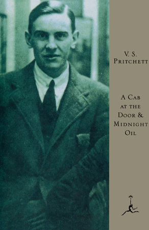 A Cab at the Door & Midnight Oil by V.S. Pritchett