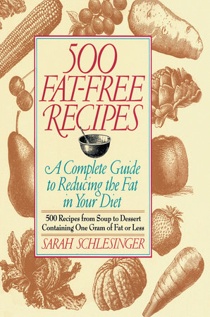 500 Fat Free Recipes by