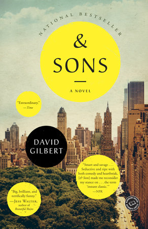 And Sons by David Gilbert