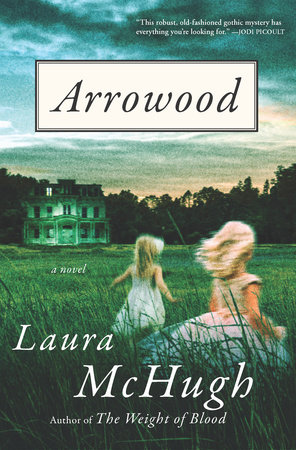 Arrowood book cover