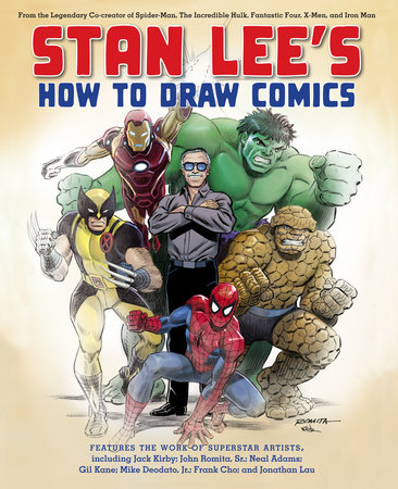 Stan Lee's How to Draw Comics by