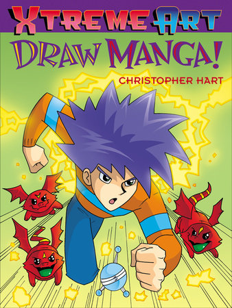 Draw Manga! by Christopher Hart
