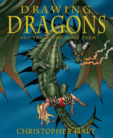 Drawing Dragons and Those Who Hunt Them by