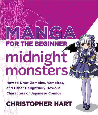 Manga for the Beginner Midnight Monsters by