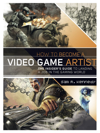 How to Become a Video Game Artist by