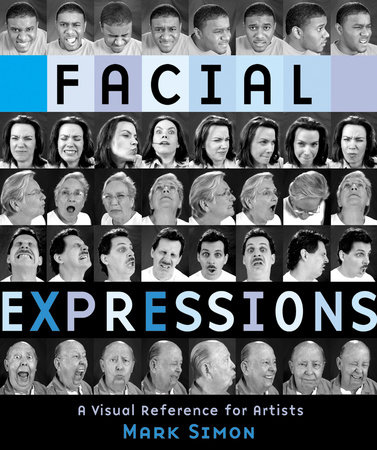 Facial Expressions by Mark Simon