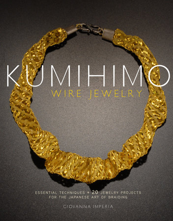 Kumihimo Wire Jewelry by