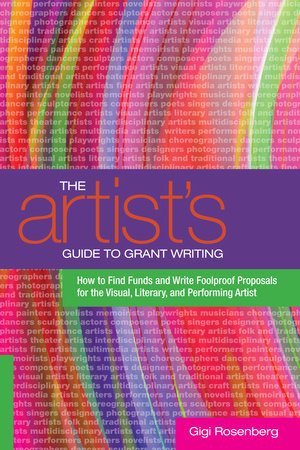 The Artist's Guide to Grant Writing