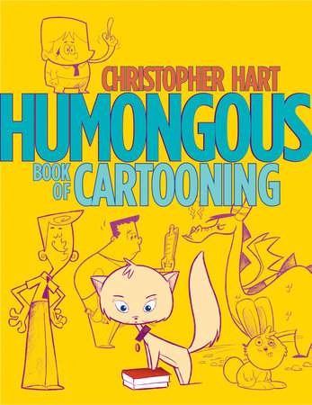 Humongous Book of Cartooning by