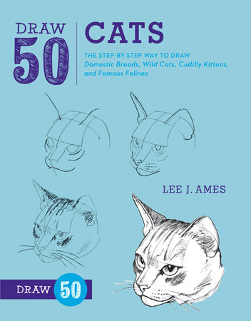 Draw 50 Cats by