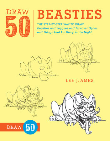 Draw 50 Beasties by