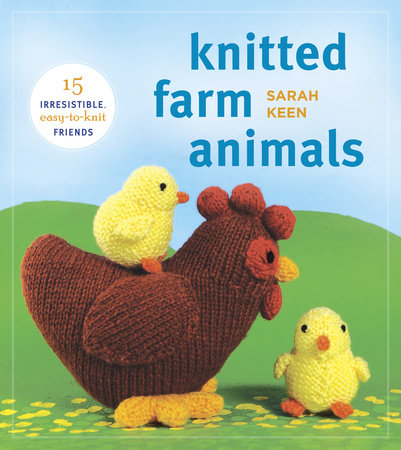 Knitted Farm Animals by