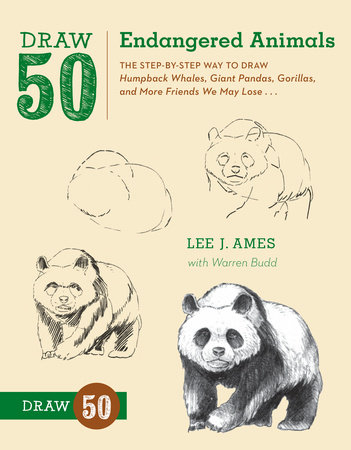 Draw 50 Endangered Animals by