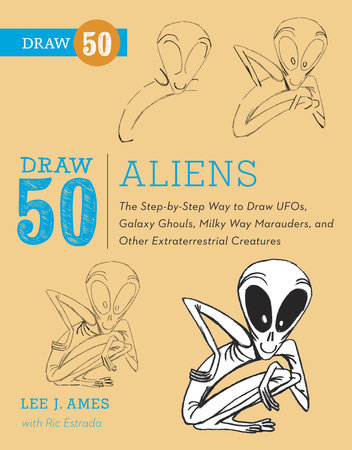 Draw 50 Aliens by