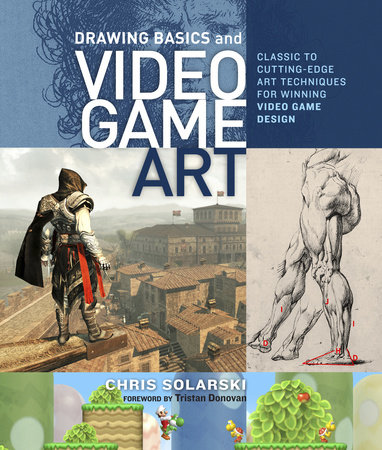 Drawing Basics and Video Game Art by