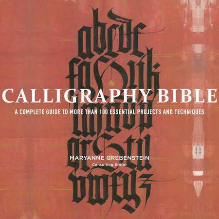 Calligraphy Bible by