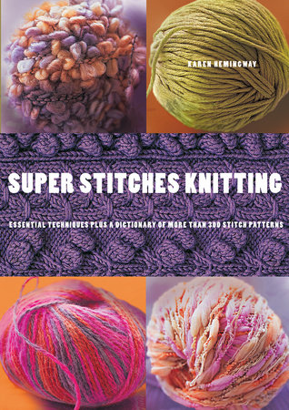 Super Stitches Knitting by