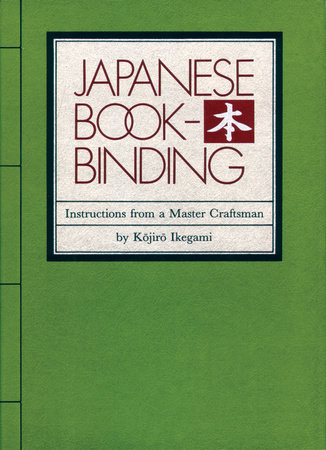 Japanese Bookbinding by