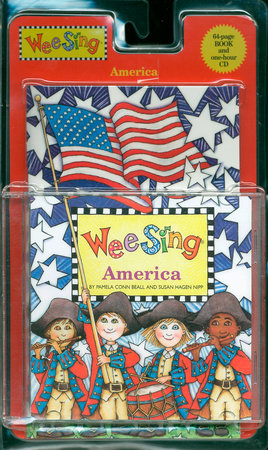 Wee Sing America (cassette)
