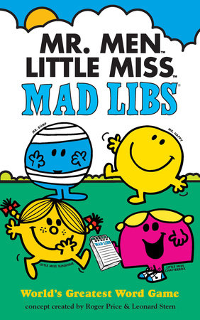 Mr. Men Little Miss Mad Libs