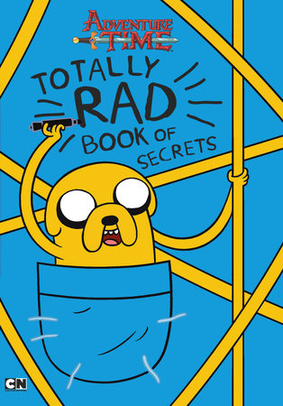 Totally Rad Book of Secrets
