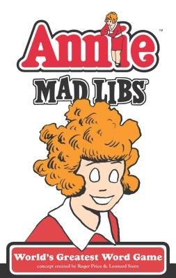 Annie Mad Libs
