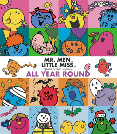 Mr. Men Little Miss All Year Round