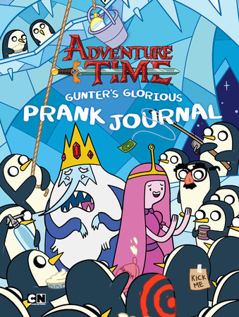 Gunter's Glorious Prank Journal