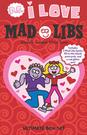 P.S. I Love Mad Libs
