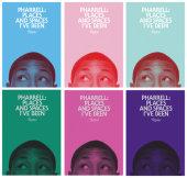 Pharrell Written by Pharrell Williams, Contribution by Jay-Z, Kanye West, Nigo and Anna Wintour