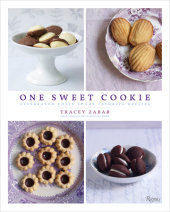 One Sweet Cookie Written by Tracey Zabar, Photographed by Ellen Silverman