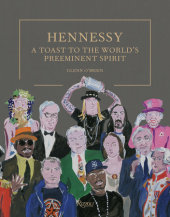 Hennessy Written by Glenn O'Brien, Illustrated by Jean-Philippe Delhomme