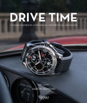 Drive Time Written by Aaron Sigmond, Foreword by Jay Leno, Contribution by Elvis Mitchell and Ariel Adams