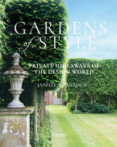 Gardens of Style Written by Janelle McCulloch