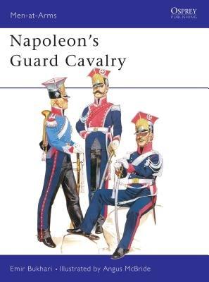 Napoleon's Guard Cavalry by Emir Bukhari