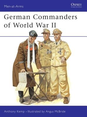 German Commanders of World War II by