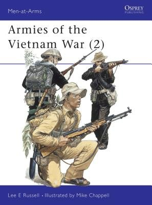 Armies of the Vietnam War (2) by Lee Russell